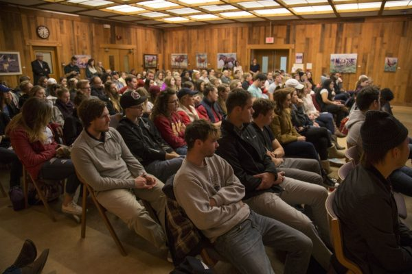 Futures Forum Audience
