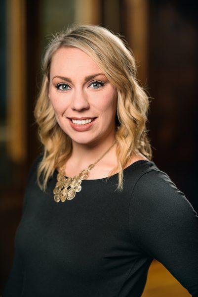 headshot of Kacey Birchmier