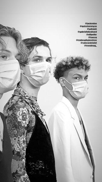 TREND magazine spread fall 2020